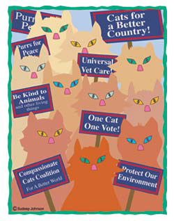 cats for a better country